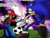 Super Mario Vs Sonic Fast Calcio