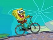Spongebob Giro In BiciTempo